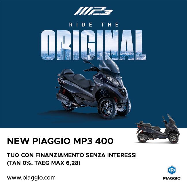 NEW MP3 400