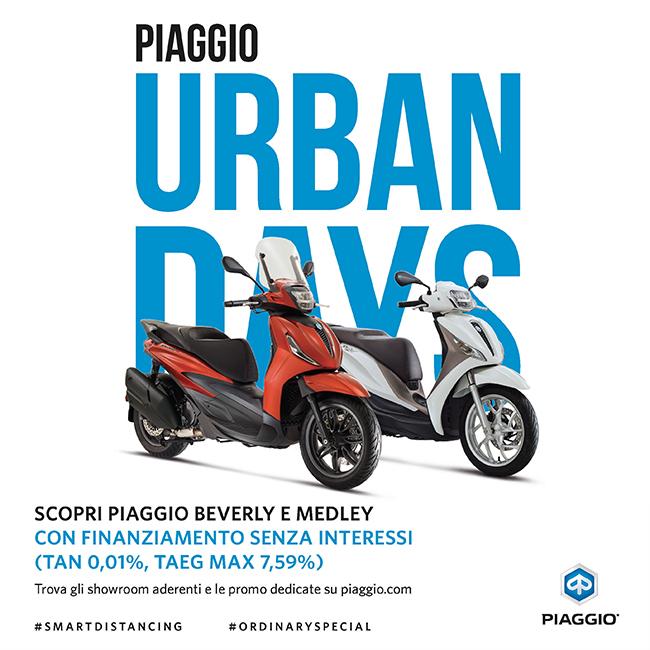 PIAGGIO URBAN DAYS